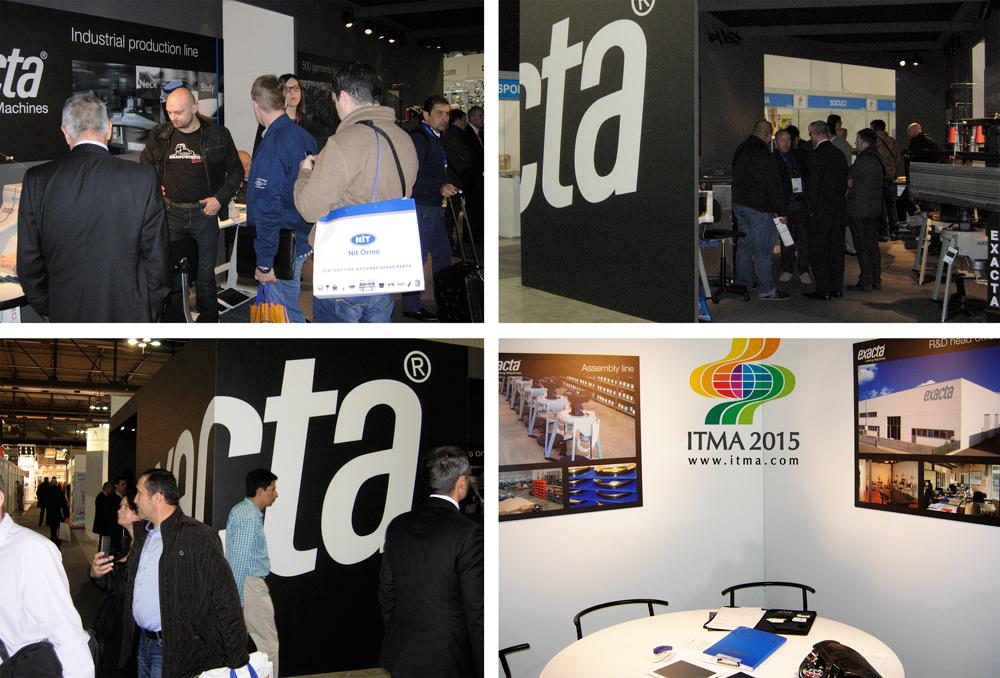 ITMA 2015 Milano
