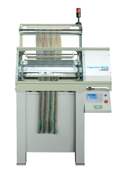caperdoni X60e Exacta linking machine
